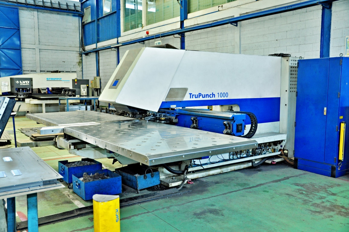TruPunch CNC Punching Machine