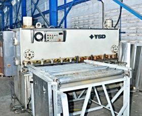 YSD Shearing Machine