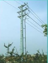 Pole Tower - Electrical Tower - Telehouse Engineering